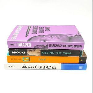 Young Adult Fiction Paperback Book Bundle